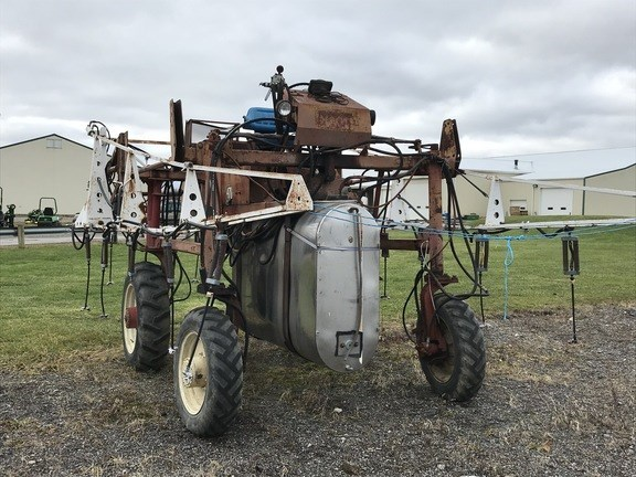 2000 Hagie 470 Sprayer-Self Propelled For Sale