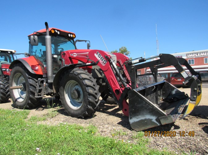 McCormick TTX190 MFD Tractor For Sale