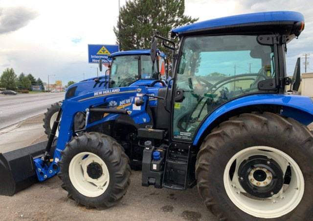 2020 New Holland WM 95 T4A Tractor For Sale