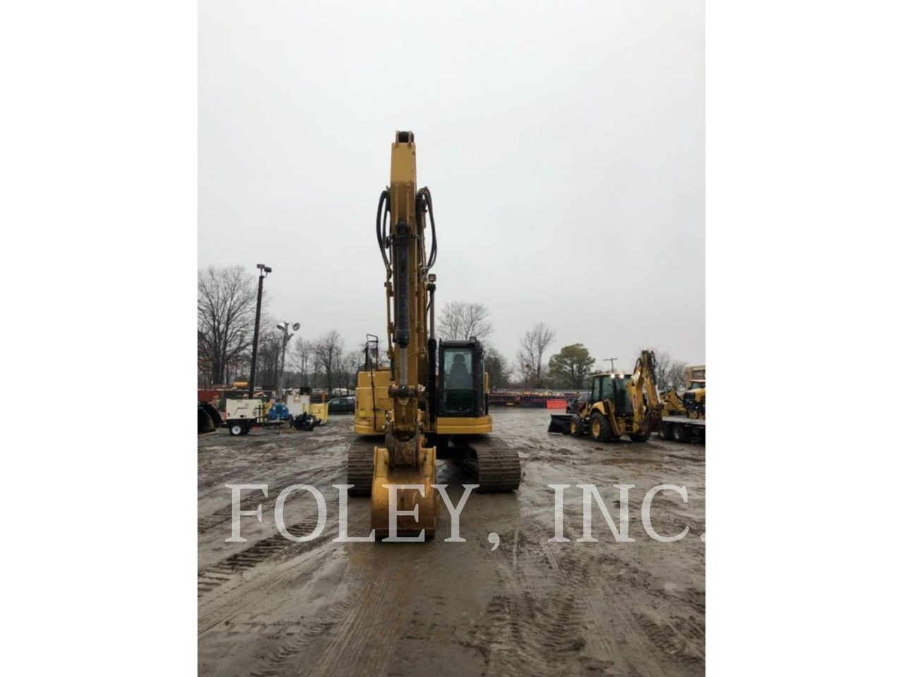 2014 Caterpillar 321DLCR TC Image 3