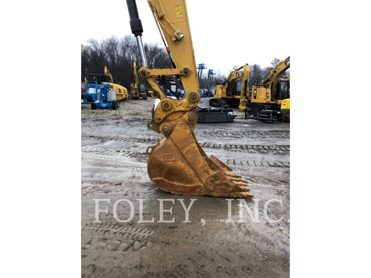 2014 Caterpillar 321DLCR TC Image 4