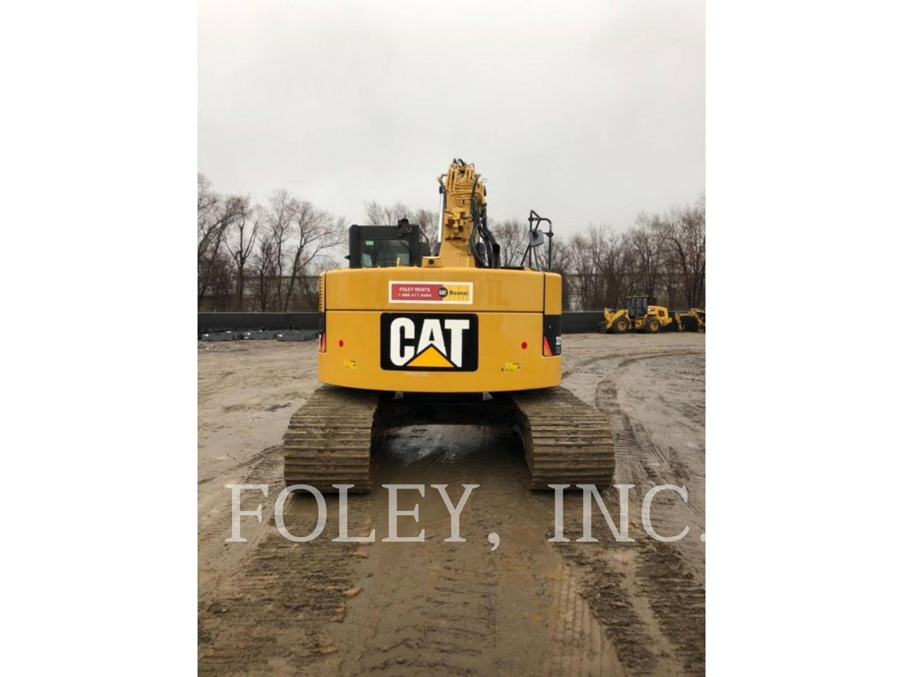 2014 Caterpillar 321DLCR TC Image 6