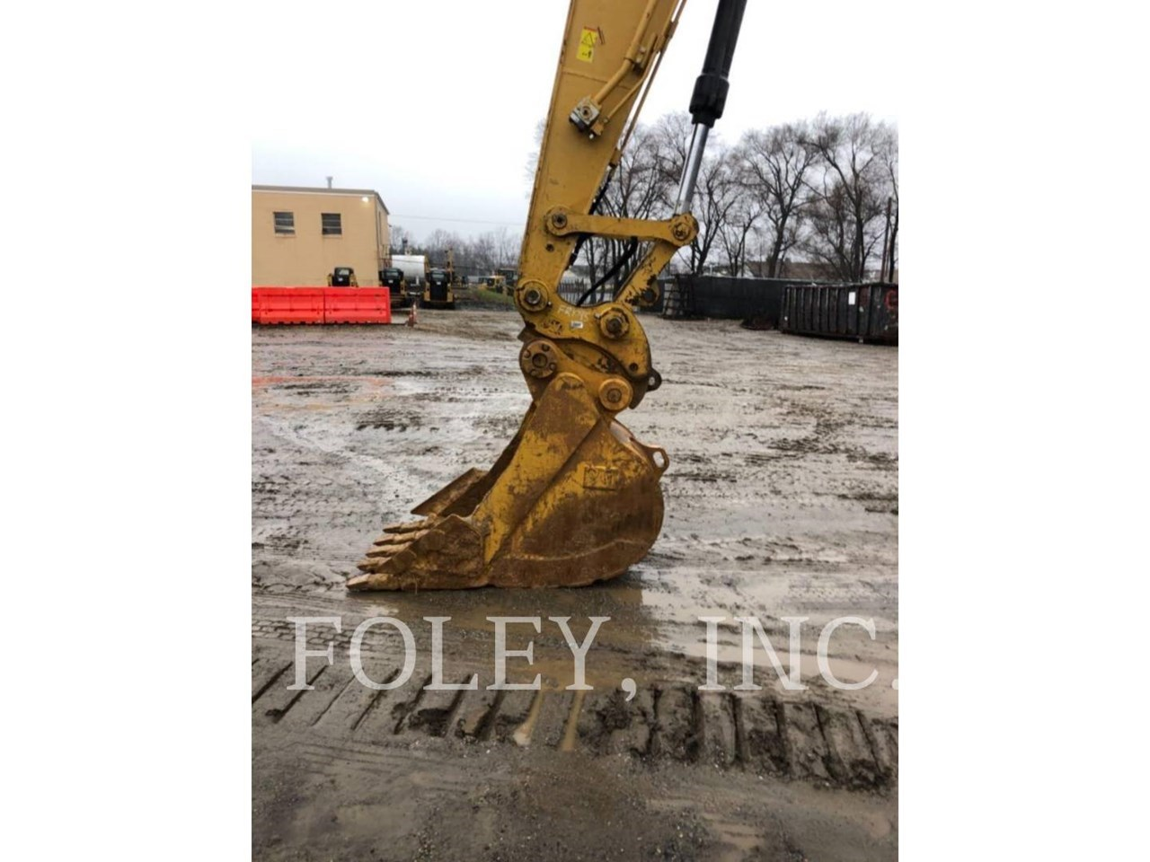2014 Caterpillar 321DLCR TC Image 7