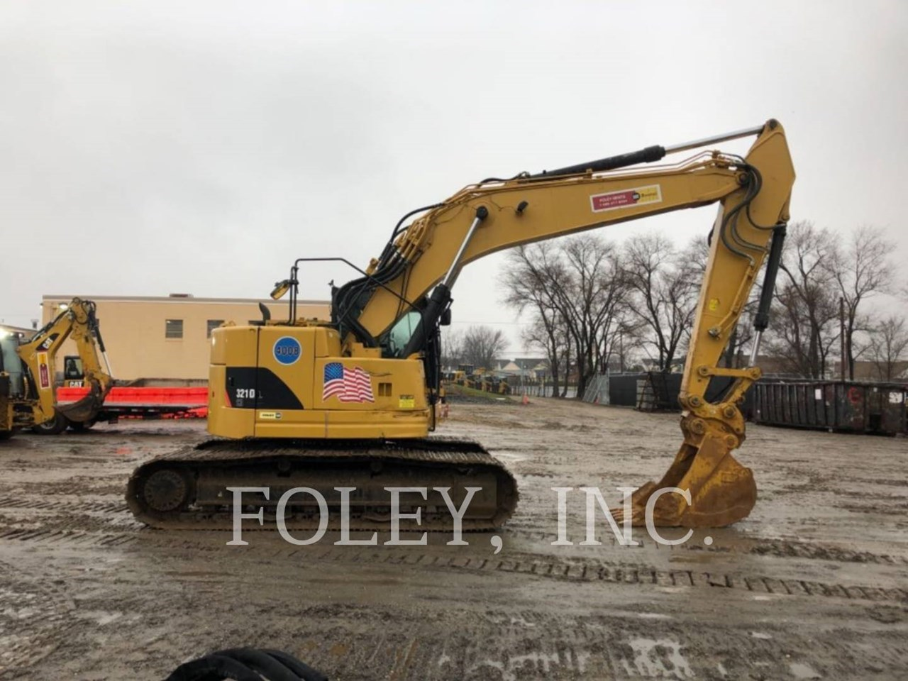 2014 Caterpillar 321DLCR TC Image 8