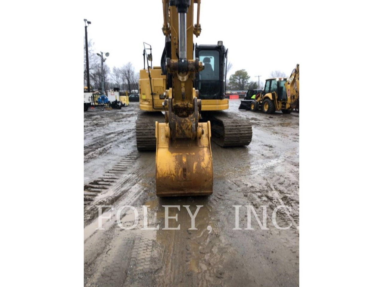 2014 Caterpillar 321DLCR TC Image 9