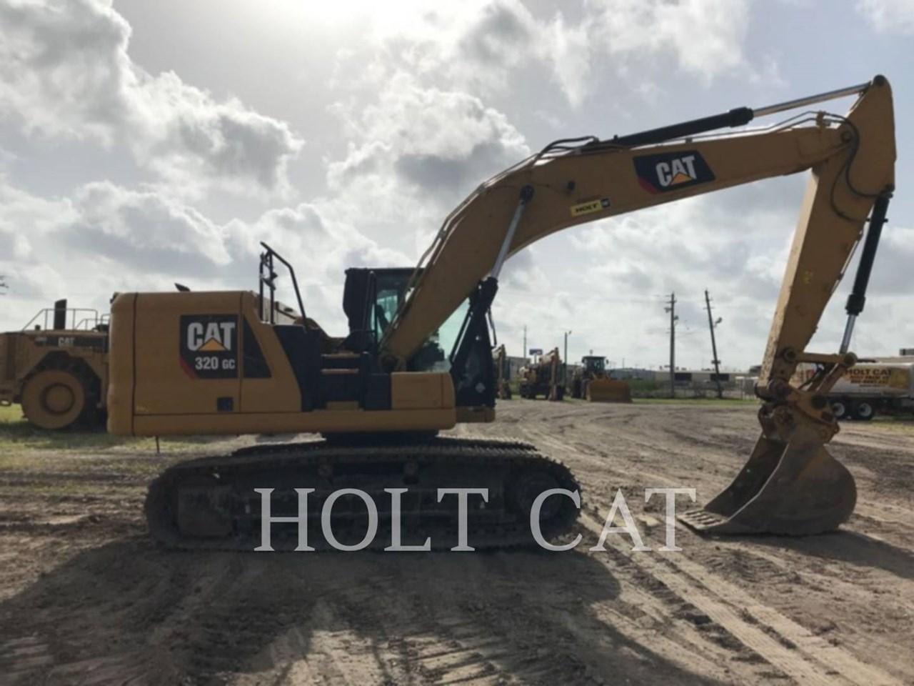 2018 Caterpillar 320GC Image 3