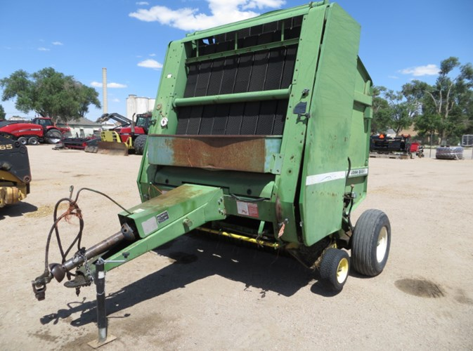 1984 John Deere 530 Baler-Round For Sale