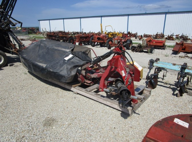 2011 New Holland H6750 Disc Mower For Sale