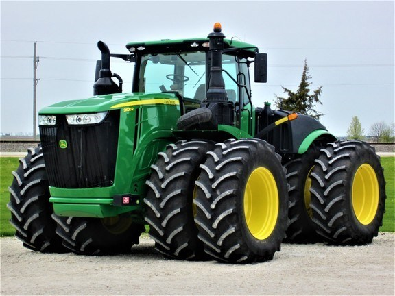 2019 John Deere 9520R Tractor - 4WD For Sale