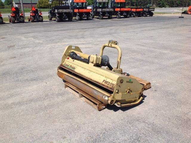 2004 Land Pride FM2060 Flail Mower For Sale