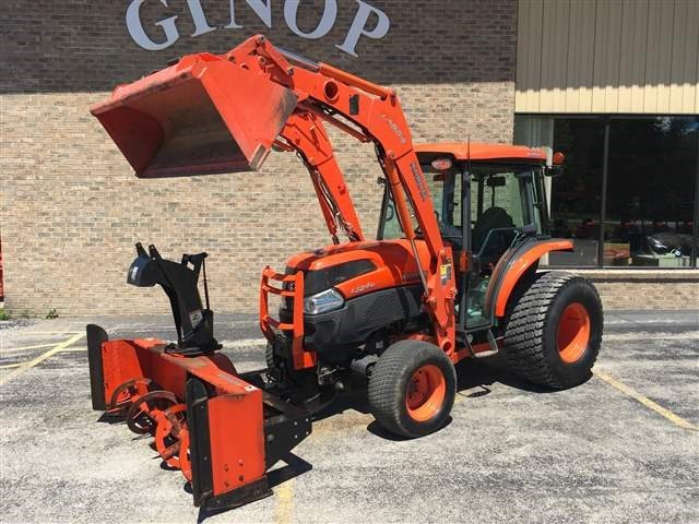 2009 Kubota L5240HSTC-1 Tractor For Sale