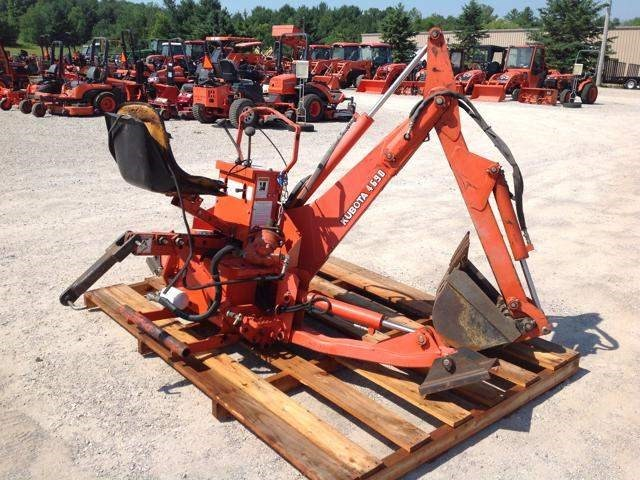 1997 Kubota BL4690 Attachments For Sale