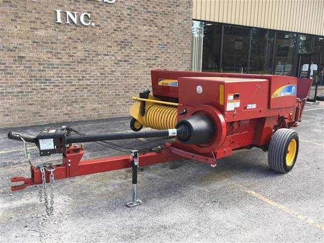 2016 New Holland BC5050 Baler-Square For Sale