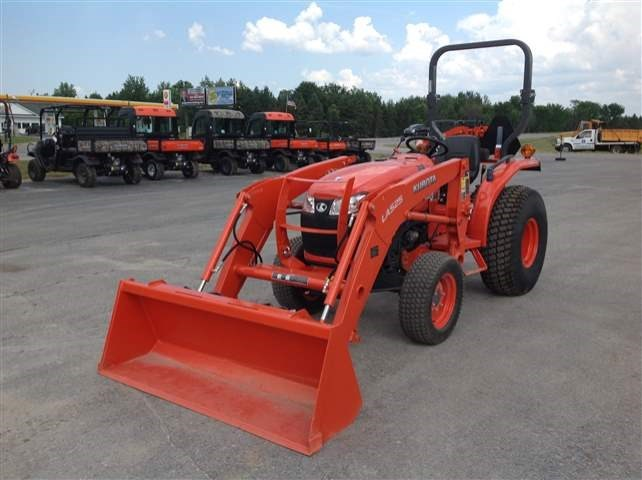 2019 Kubota L2501HST Tractor For Sale