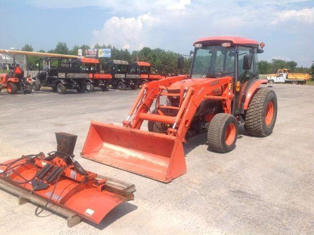 2009 Kubota L4240HSTC3 Tractor For Sale