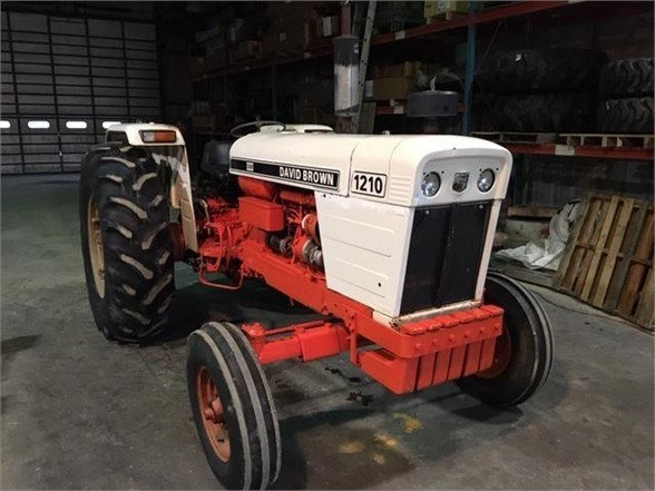 1975 David Brown 1210 Tractor For Sale