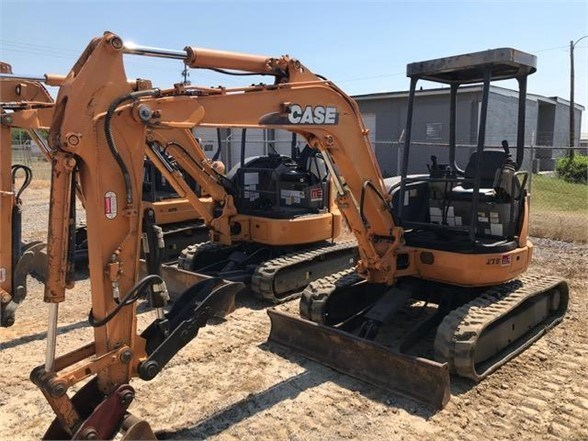 2014 Case CX36 ZTS Excavator-Mini For Sale