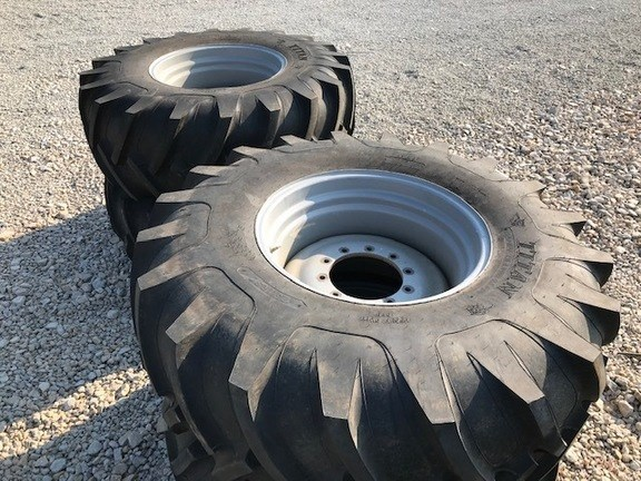 Titan 23.1R30 Wheels and Tires For Sale