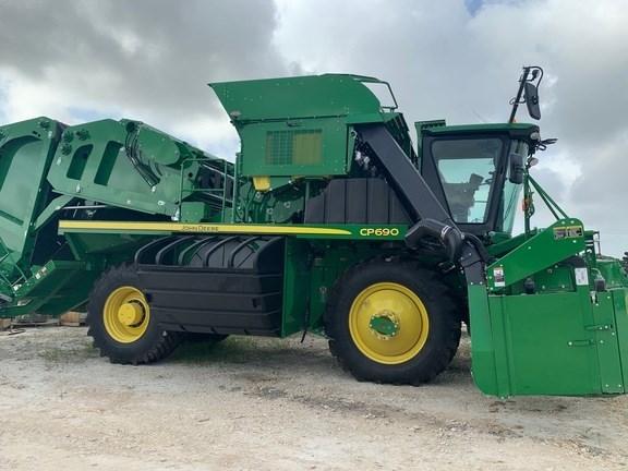 2020 John Deere CP690 Cotton Picker For Sale