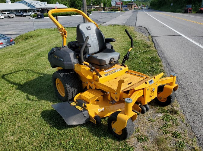 2019 Cub Cadet PRO Z 554 Zero Turn Mower For Sale