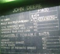 2009 John Deere 1420 Thumbnail 9