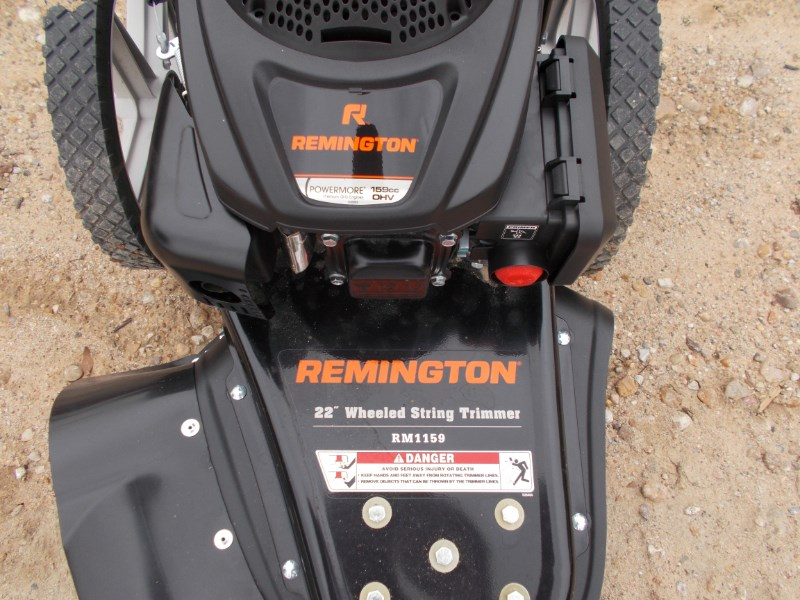 Other Remington 159cc 4-Cycle Gas Powered Walk-Behind tr Image 2