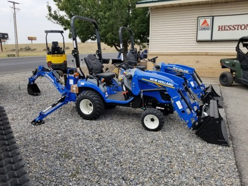 2020 New Holland WORKMASTER 25S Tractor For Sale
