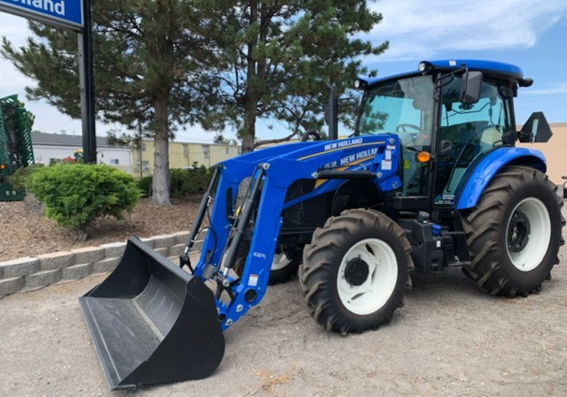 2020 New Holland WM 105 T4A Tractor For Sale