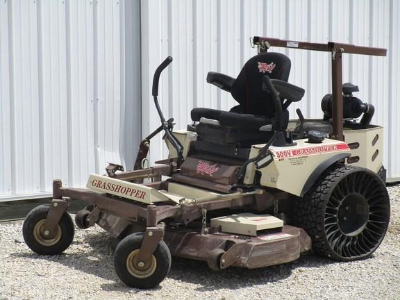 2020 Grasshopper 337G5 Zero Turn Mower For Sale