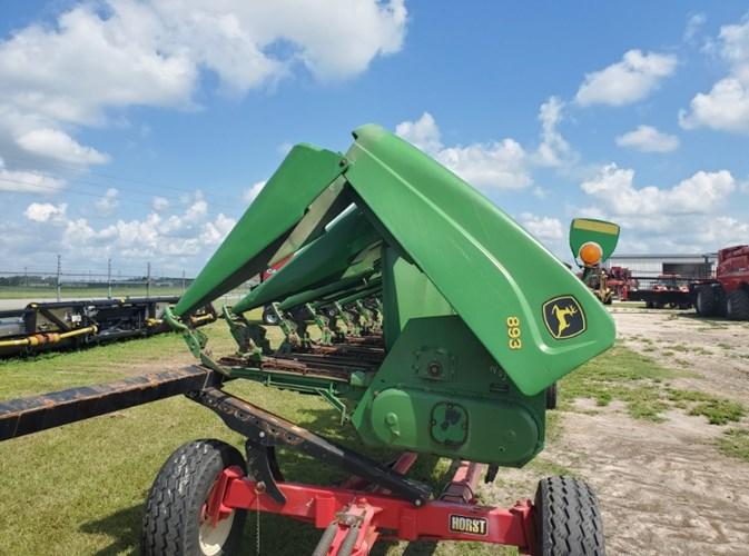 2004 John Deere 893 Header-Corn For Sale