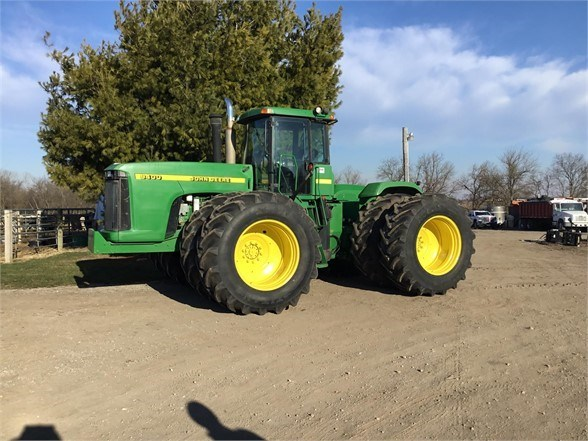 1999 John Deere 9400 Tractor For Sale