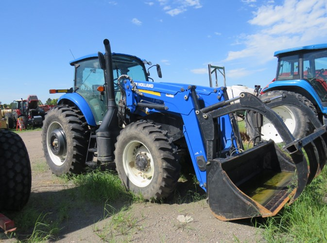 New Holland TS6.140 Tractor For Sale