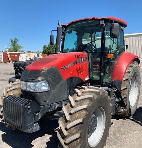 2014 Case IH FARMALL 115U Tractor For Sale