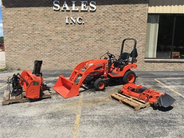 2011 Kubota BX1860 Tractor For Sale