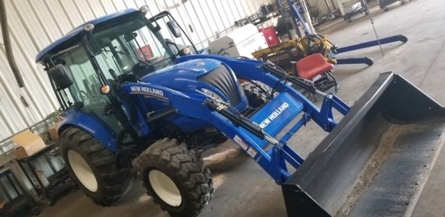 2016 New Holland BOOMER 55 Tractor For Sale