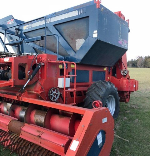 2014 Colombo TWIN MASTER Peanut Combine-Pull Type For Sale