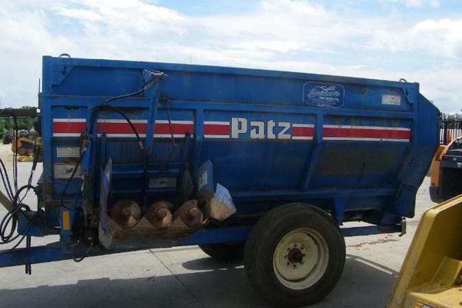 Patz 290 TMR Mixer For Sale