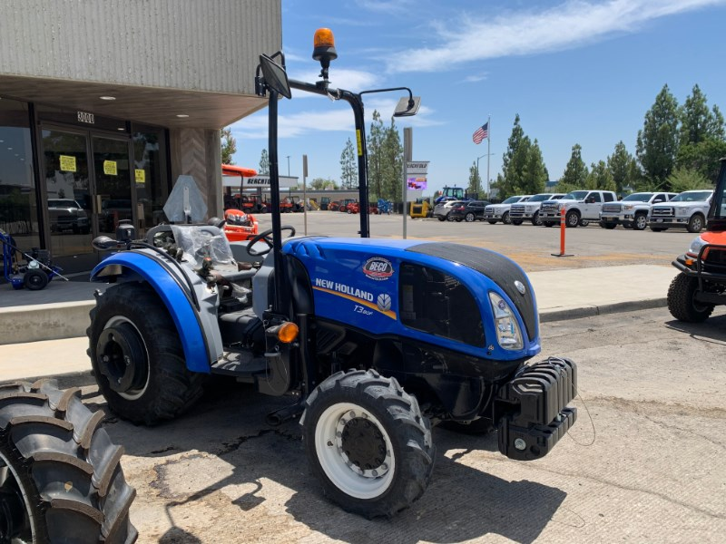 2021 New Holland T3.80F Tractor For Sale