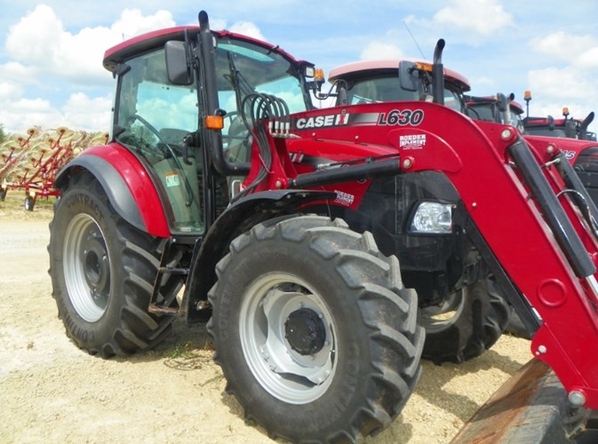 2014 Case IH 95C Tractor For Sale