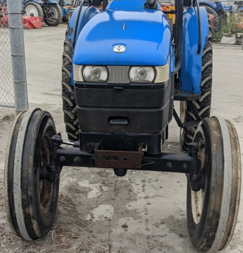 2015 New Holland WORKMASTER 45 Tractor For Sale