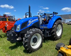 Tractor For Sale: 2018 New Holland T4.75, 75 HP