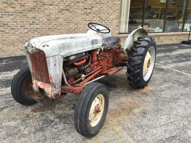 Ford 600 Tractor For Sale