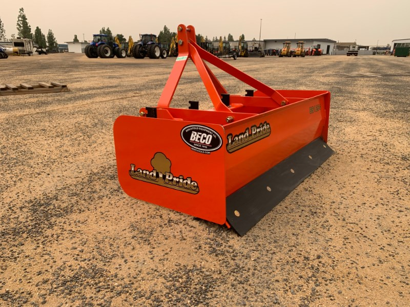 2021 Land Pride Box Scraper Box Blade Scraper For Sale