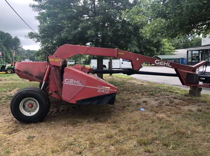 Gehl DC2412 Mower Conditioner For Sale