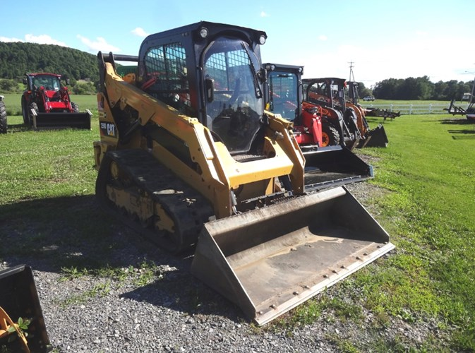 2015 Caterpillar 259D Skid Steer-Track For Sale