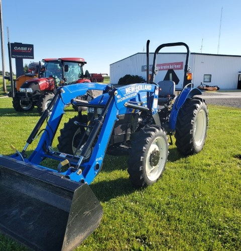 2011 New Holland WORKMASTER 45 Tractor For Sale