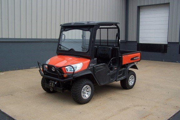 2017 Kubota RTV-1120DWL-AS ATV For Sale