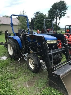 Jinma Tractors 284 Tractor - Compact For Sale