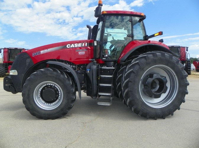 2011 Case IH 340 Tractor For Sale