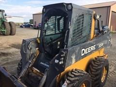 Skid Steer For Sale 2015 John Deere 320E